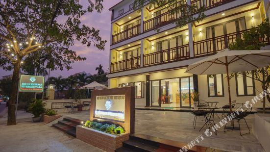 Hoi An Emerald Riverside Villa