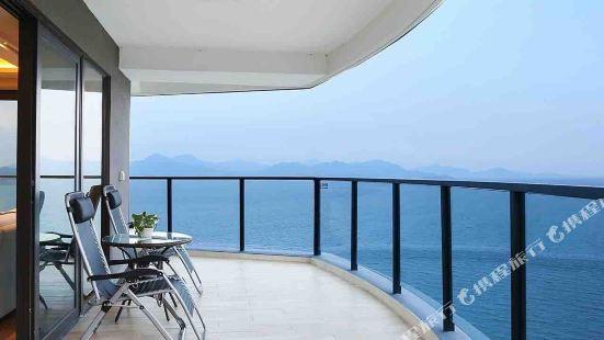 盛和度假公寓(海陵島陽江保利P區店)(原海洋之心海和度假公寓)