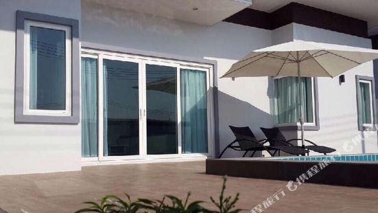 White Rose Pool Villa Huahin