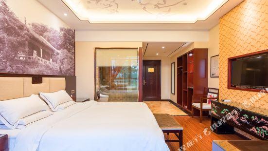 Shaonianyou Gufeng Inn (Suzhou Panmen Scenic Area)