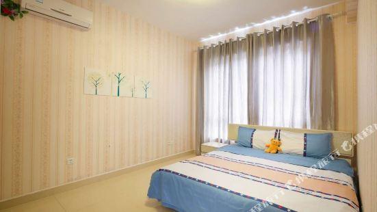 三亞藍海椰風海景公寓(大東海旅遊區分店)
