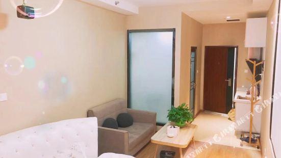 櫻桃印象公寓(銀川寧陽文化宮店)