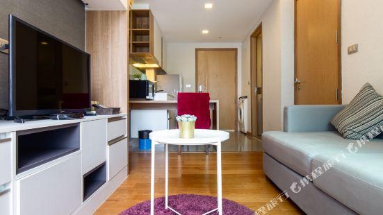 BTS NaNa Pedestrian Street / Rooftop Superior Apartment