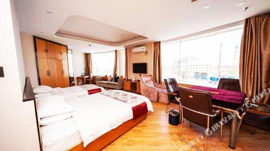 시하이 호텔