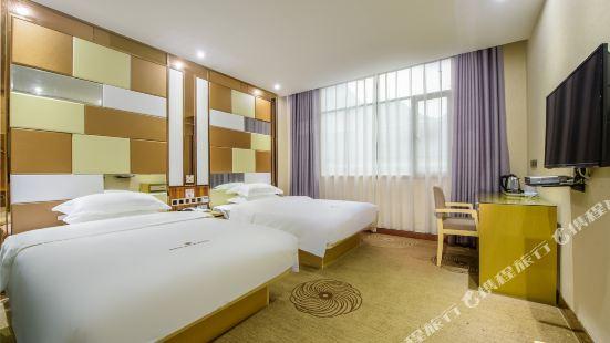 明月湖酒店(樂業店)