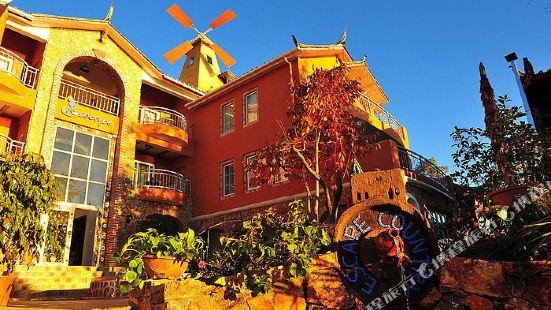Yiren Waterfront Holiday Courtyard