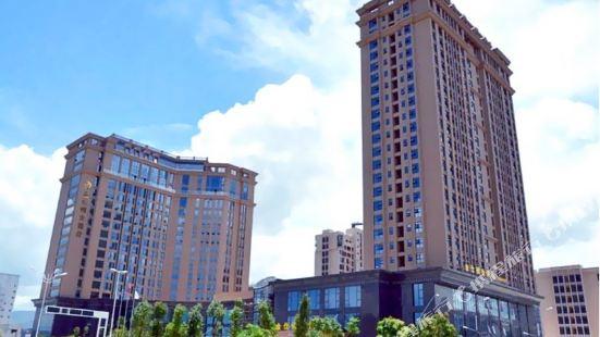 漳浦金仕頓尚品國際公寓