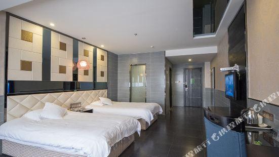 Qingmu Chain Hotel Xinghua Zhongyang Mansion
