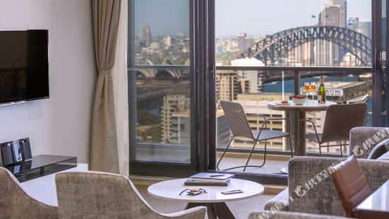 Meriton Suites - North Sydney