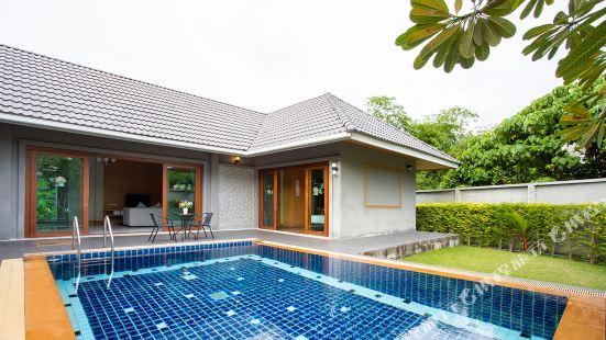 Palm Paradise Pool Villa