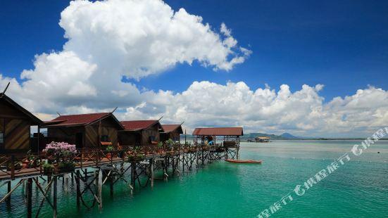海洋珊瑚度假村