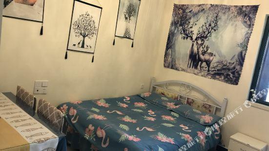 伊犁元寶温馨的家公寓(7號店)