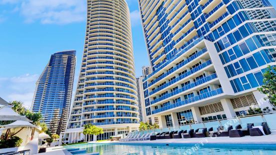 Surfers Paradise Luxury H Residence Apartments - H.P.