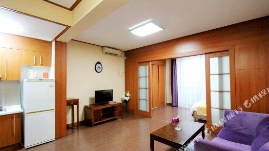 칭다오 티엔타이 메이지아 아파타 호텔