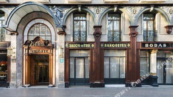 Oriente Atiram Hotel Barcelona