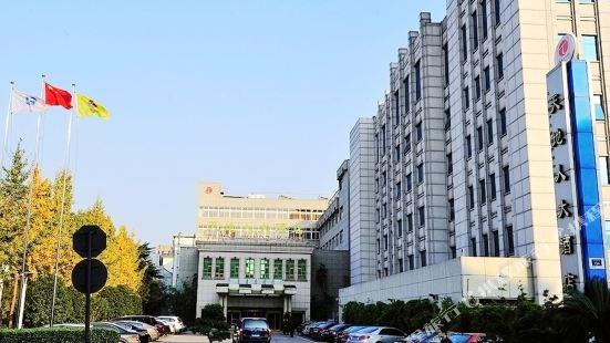 杭州天地人大酒店