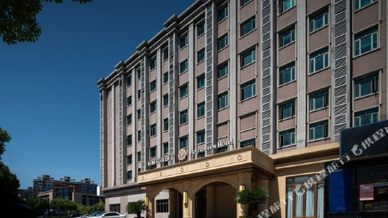 폴리쉐론 호텔 - 상하이 진산 바이리엔시티 해수욕장지점