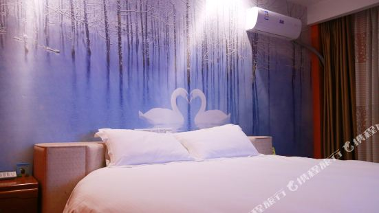 Rest Motel (Shaoxing Xinchang international trade boutique)