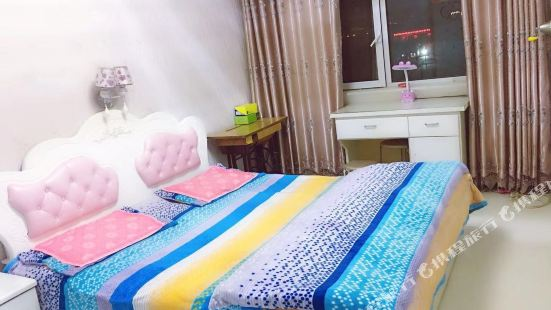 Zhangye wetland home apartment