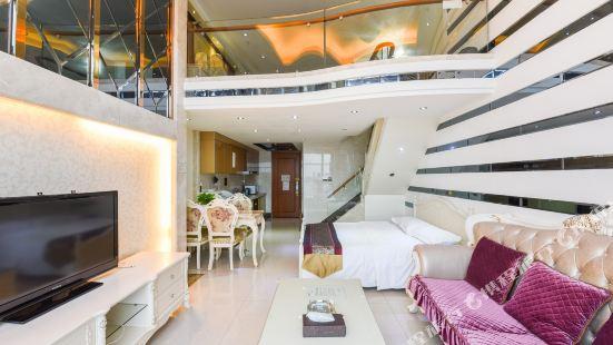 U Service Apartment (Guangzhou Beijing Road Jinrun Bogong)