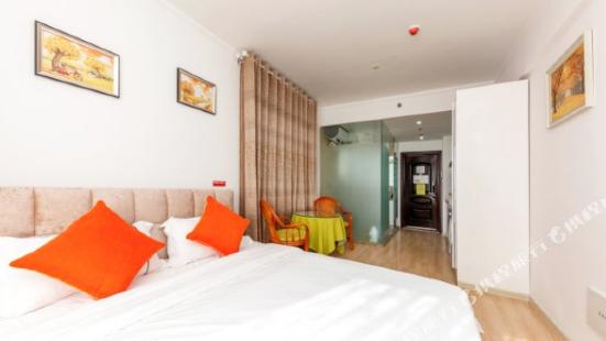 Du Shang Hua Yi Holiday Apartment (Weihai Convention and Exhibition Center, Liu Gongdao Dock Store)