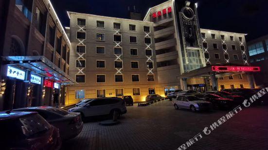 太原悦賓酒店