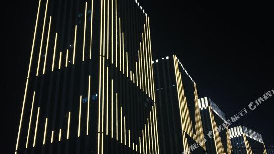 平行世界湖景酒店(武漢楚河漢街店)