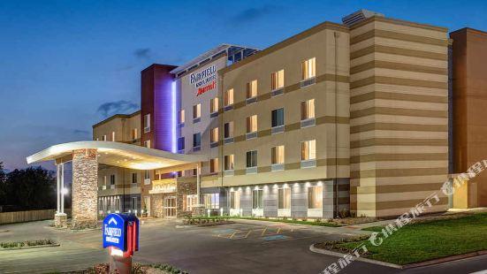 Fairfield Inn & Suites by Marriott Wichita Falls Northwest