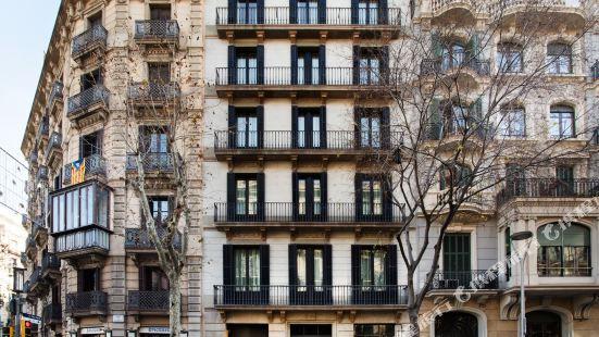 巴塞隆拿格雷西亞大道科斯莫公寓式酒店