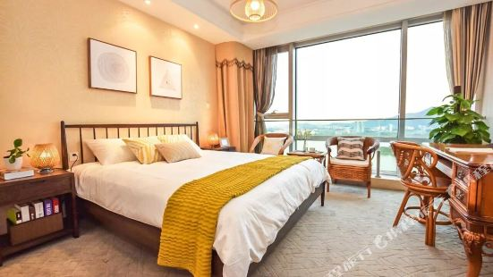 Yegao International Apartment Hotel (Zhengzhou Huayuan Road Guomao)