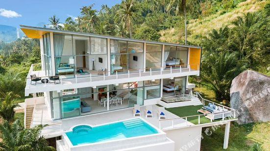 Oasis Xi Sea View Villa