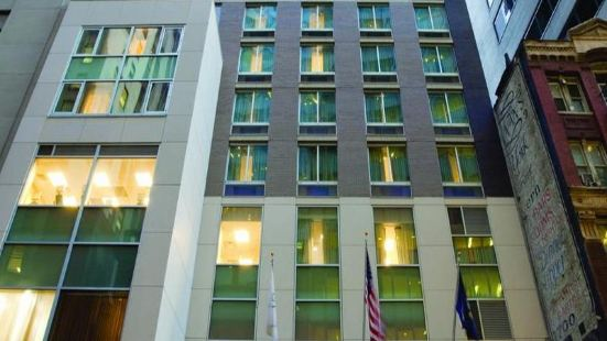 紐約市金融區逸林酒店