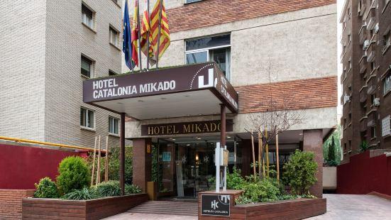巴塞隆拿加泰羅尼亞米卡多酒店