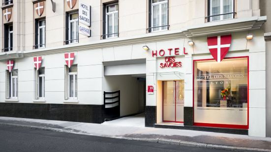 호텔 데 사보이