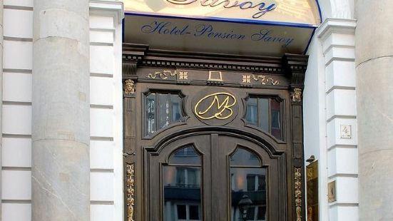 Hotel Pension Savoy Near Kurfürstendamm