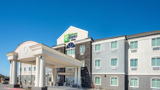 Holiday Inn Express Hotel and Suites Monahans I-20