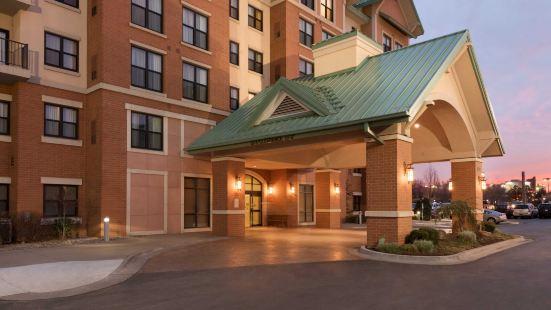 俄克拉何馬城市中心/布里克頓萬豪居家酒店