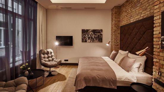 布達佩斯閣樓酒店