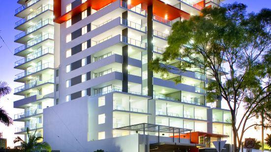 羅克漢普頓邊緣公寓式酒店