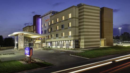 納什維爾萬豪中心費爾菲爾德酒店