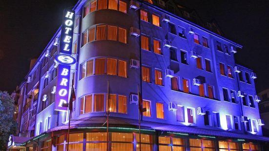 布羅德酒店