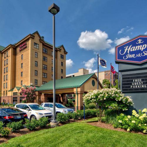 Hampton Inn & Suites Nashville-Vanderbilt-Elliston Place