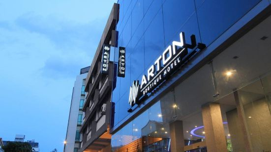 Arton Boutique Hotel Singapore (SG Clean)