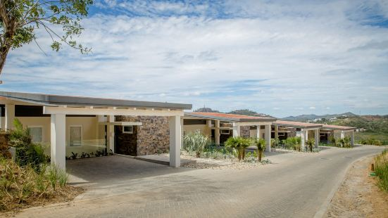La Santa Maria Real Estate Resort.