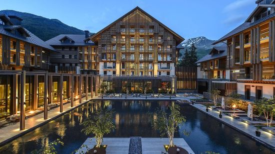 The Chedi Andermatt, Switzerland