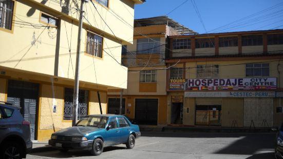 Huaraz City Centre Hostel