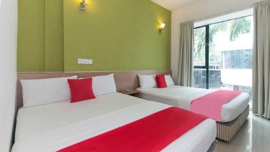 OYO 336 Bintang Garden Hotel Kuala Lumpur