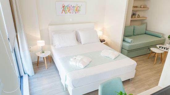 雅典皇庭套房酒店