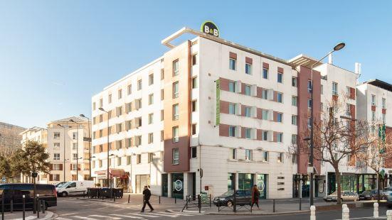 巴黎聖但尼普勒耶爾住宿加早餐酒店
