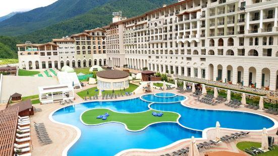 Sochi Marriott Krasnaya Polyana Hotel